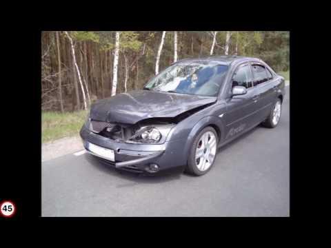 Wypadki samochodowe w Polsce - CZERWIEC 2016