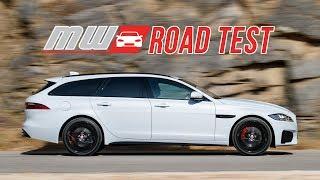 видео Jaguar XF Sportbrake (Ягуар XF спортбрейк) 2012-...: описание, характеристики, фото, обзоры и тесты » Новинки авто