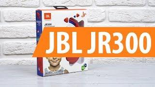 Распаковка JBL JR300 / Unboxing JBL JR300
