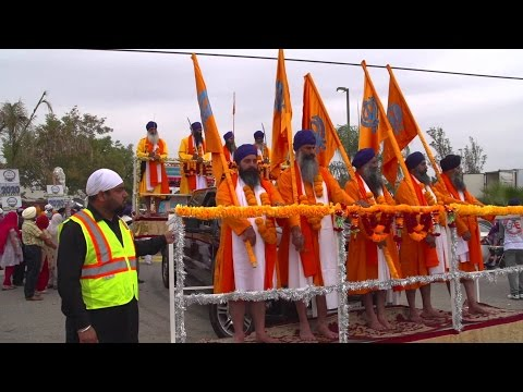 Fresno | Nagar Kirtan | 23 October 2016| Punjabi Radio Usa