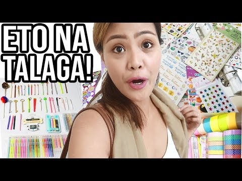 VLOG #73 : BALLPEN AND STATIONERY COLLECTION - Via Austria