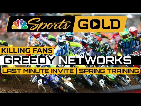NBC Gold Package  | MX Sports |Screwing Over Fans Riders | Privateers