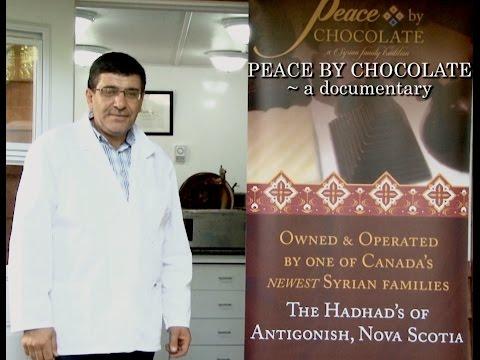 Peace By Chocolate (Documentary)