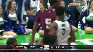 Texas Southern vs. Xavier: Game Highlights