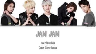 SEVENTEEN (세븐틴) - JAM JAM [Color Coded Han|Rom|Eng] mp3