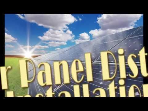 Antigua & Barbuda:  Solar Panel Distribution