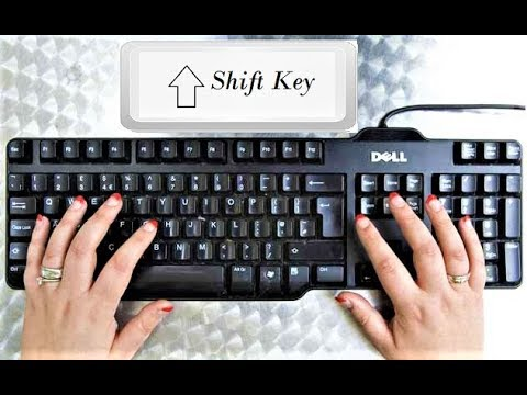 How to Fix Keyboard Shift Key Not Working in Windows 10/8/7