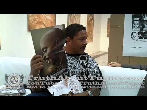 Big Frank Alexander RIP w/ John Potash on Tupac Assassinatio