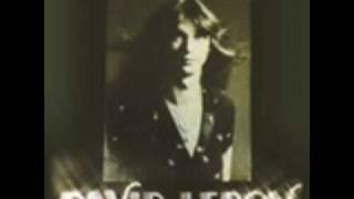 David Lebon-Y si de algo sirve