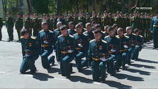 Серпуховский филиал военной академии РВСН выпустил в этом году более 500 офицеров