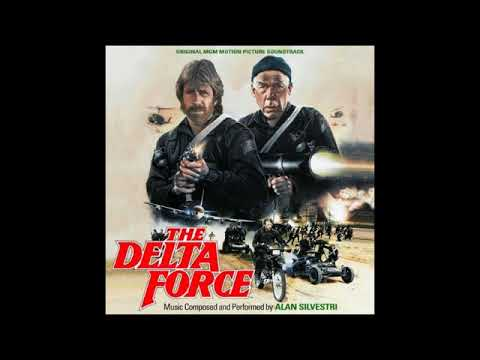 Download The Delta Force   An Electronic Symphony Alan Silvestri   1986