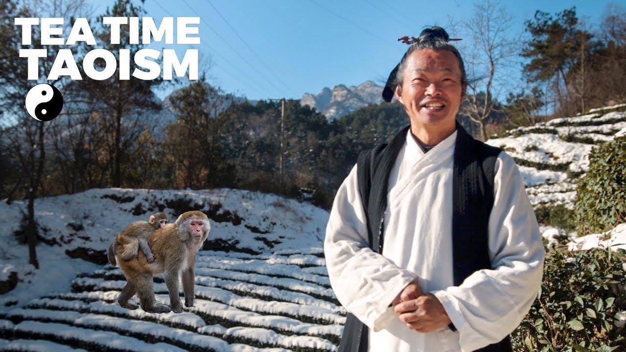 Taoist Master on Power of Mindfulness - Beginners Guide to Meditation | Tea Time Taoism