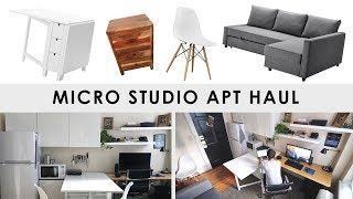 Gambar cover Micro Studio Apartment Haul (240 sq. ft.)