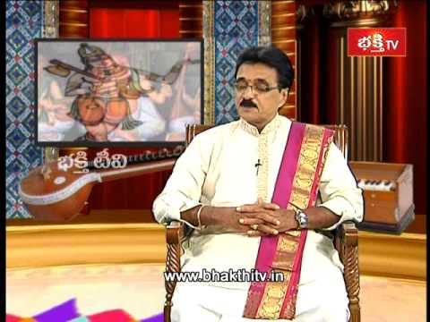 Singer Parupalli Ranganath Special Swararchana_Part 1