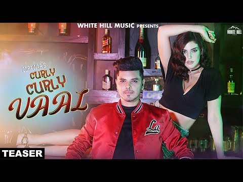 Curly Curly Vaal (Teaser) Zorawar | Rel. On 22 July | White Hill Music | Punjabi Song