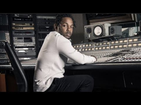 Kendrick Lamar Working In The Studio (Humble Artist)