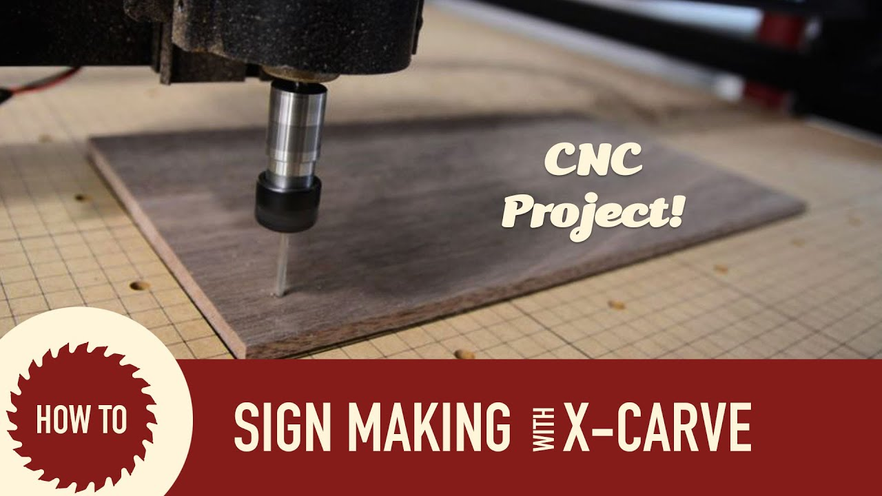 wood sign carving machine