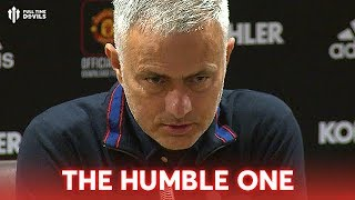 THE HUMBLE ONE! Mourinho's Press Conference Manchester United 3-2 Newcastle United