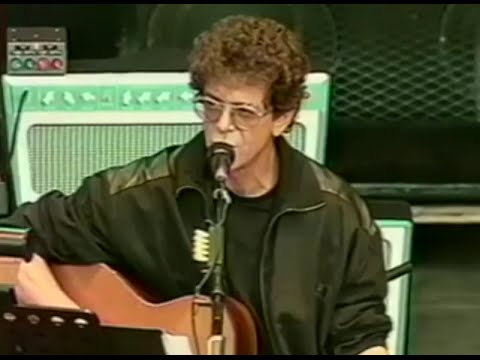Lou Reed Hang On To Your Emotions