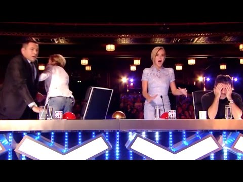 Thumbnail: Judges Lost Their Minds Because Of His Audition! SHOCKING