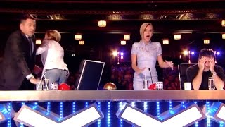 Judges Lost Their Minds Because Of His Audition! SHOCKING thumbnail