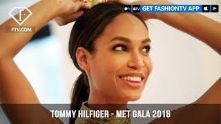 Tommy Hilfiger Dresses Celebrities at the Met Gala 2018 | FashionTV | FTV