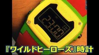 ドラマ「ワイルドヒーローズ」最終回の腕時計通販。 FreeStyle SHARK CL...