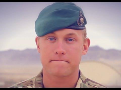 Royal Marine comes to America