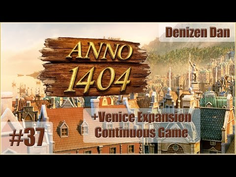 Anno 1404 (Dawn of Discovery) - Venice - Gameplay - Part 37