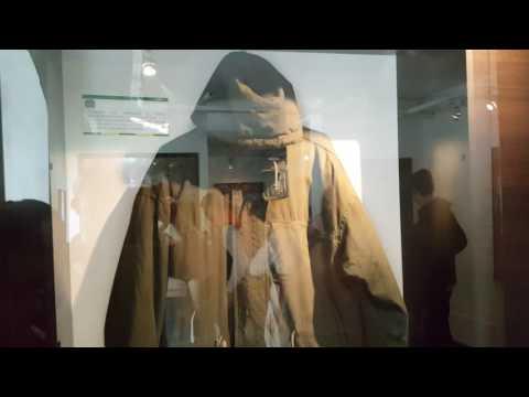 Pablo Escobar y las pertenencias que tenía al momento de su muerte Museo de la policía nacional