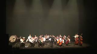 いわき街なかコンサート(第14回)いわき交響楽団の演奏です。指揮石...