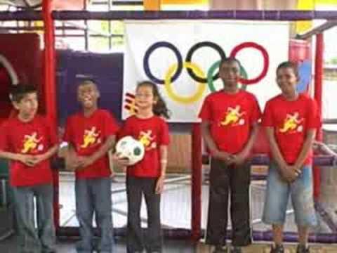 McDonald's Olympic Spirit - Jean Stephenson