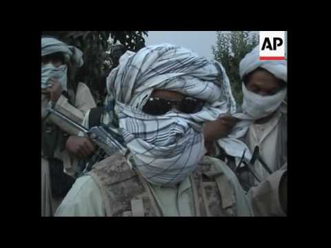Taliban Militants Say They Have Executed Alleged Prostitutes