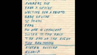 Siglo XX-35 Poems (Live 5-13-1989)