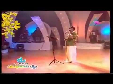 Omkara Shankil Unnimenon  my favourite singer - YouTube.flv