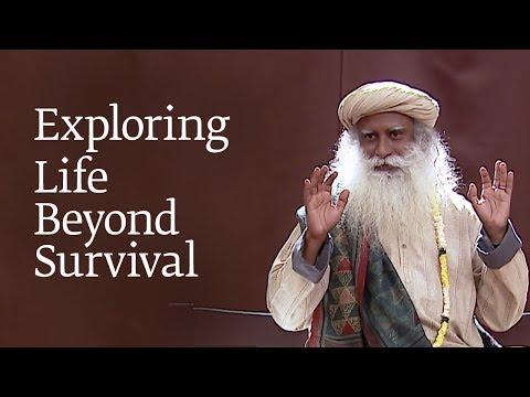 Exploring Life Beyond Survival