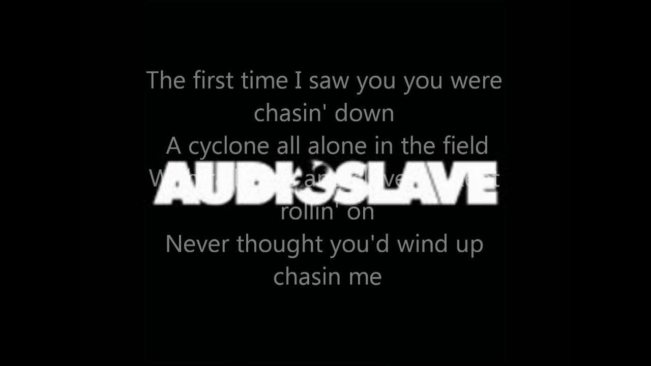 The Cars Drive Lyrics: Audioslave-Getaway Car (lyrics)