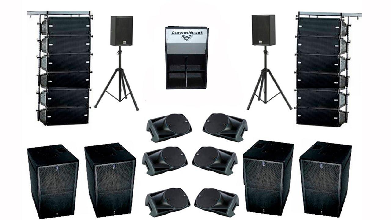 Cinco datos importantes a la hora de armar tu equipo de - Muebles para equipo de sonido ...