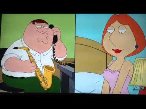 Family Guy - Phone Sax (You Can Call Me Al)