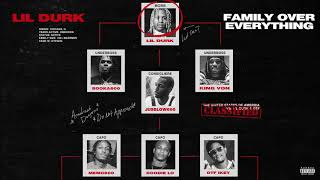 Lil Durk & Only The Family - Fake Love feat. Lil Tjay ( Audio)