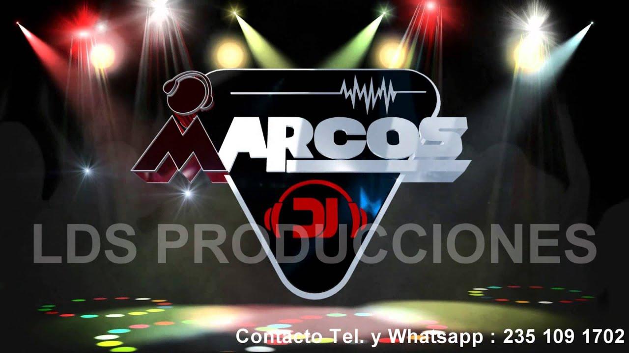 LOGO DJ MARCOS 3D LDS PRODUCCIONES - YouTube