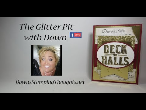 The Glitter Pit with Dawn