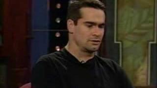 Henry Rollins on Later with Greg Kinnear 1994 1of2