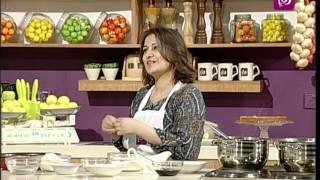 الشيف امال الرمحي - حلويات الدهينة | Roya