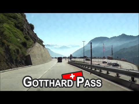 CH / Gotthard Pass / Passo del San Gottardo Versante Airolo / 2012