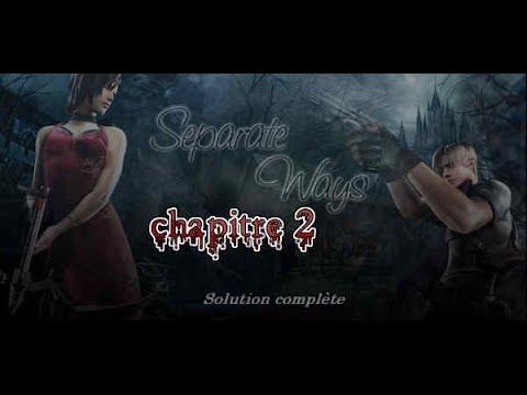 Separate Ways Ada Saver  Luis Chapitre 2 partie 1