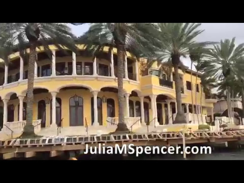Previously recorded LIVE Ft. Lauderdale Celebrity Mansion Tour
