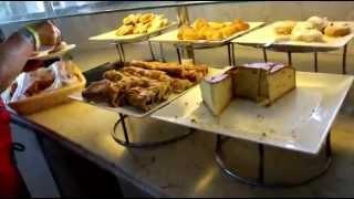 Что едим Шарм эль Шейх, Египет  Sharm El Sheikh, Egypt  Отель Maritim Jolie Ville