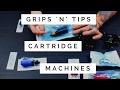 Tattoo Machine grips and tips p2 - cartridge tattoo machines