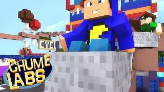 Minecraft: PARQUE DE DIVERSÕES! (Chume Labs 2 #9)